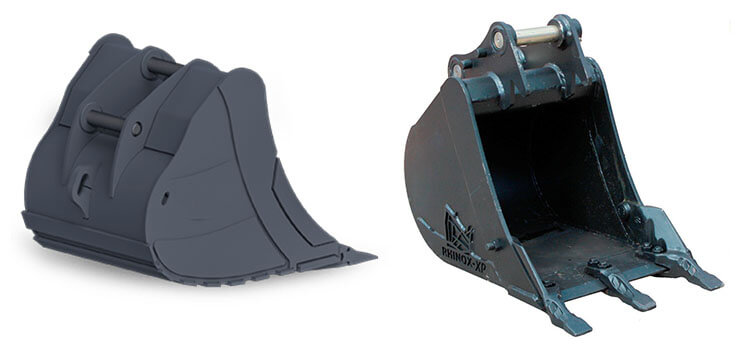 Extreme service digging excavator bucket-manufacturers-exporters-suppliers-stockists